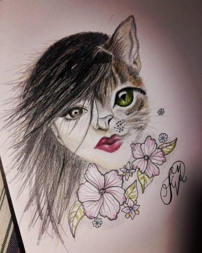 Animal Digital Drawing | Viktory | PENUP