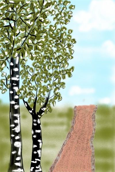 Landscape Artwork | Elvira | PENUP