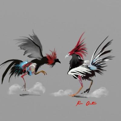 Fighting  | Grafixguru | Digital Drawing | PENUP