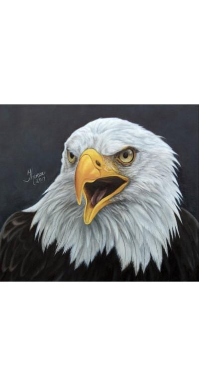 Fish Eagle | Theresa | Artwork | PENUP