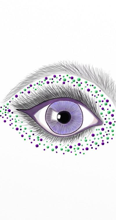 Jeweled Eye | jjbinksljg2 | Artwork | PENUP