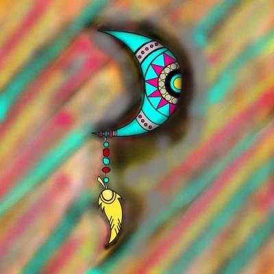 Necklace | Gilbert | Digital Drawing | PENUP