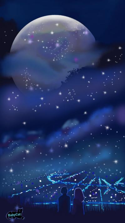 Cosmos | Babycat5 | Artwork | PENUP