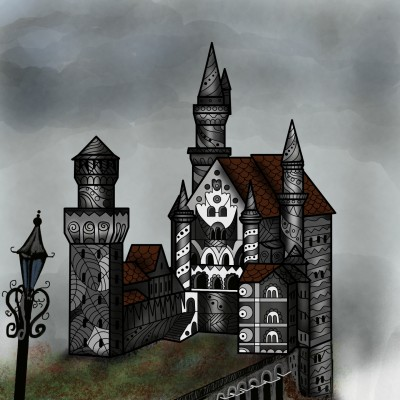 CASTLE | ramdan1111 | Digital Drawing | PENUP