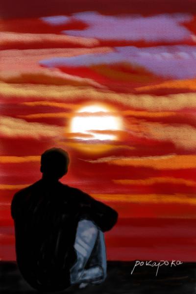 A cold hearted man | pokapoka | Artwork | PENUP