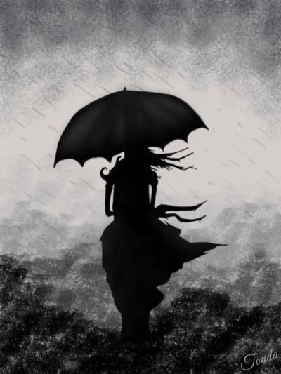 Rainy Day  | Tonda | Artwork | PENUP