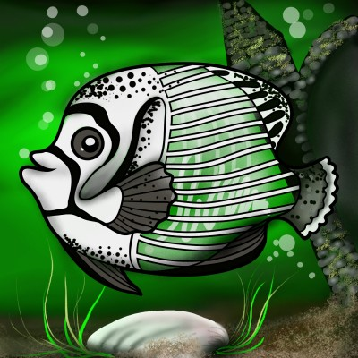 Transparent Fish | ramdan1111 | Artwork | PENUP