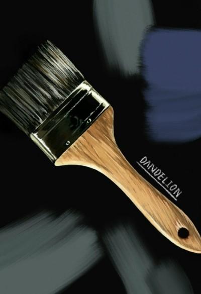 Painting brush  | -DANDELION- | Artwork | PENUP