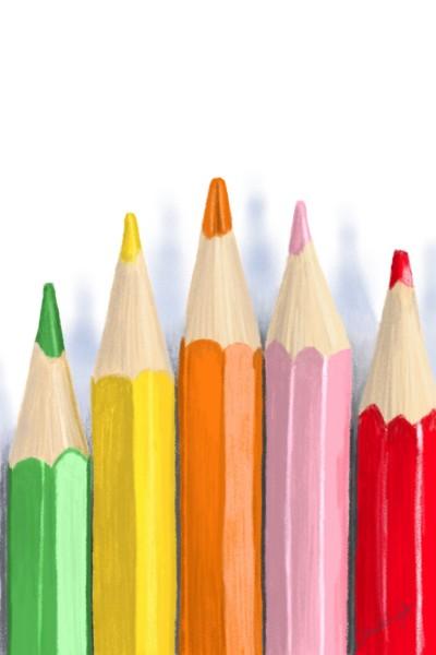 Crayons de papier   Doodilight   Artwork   PENUP