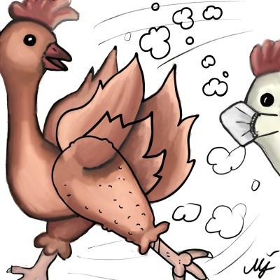 coronavirus  | mjalkan | Digital Drawing | PENUP