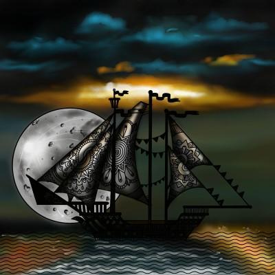 SHIP | ramdan1111 | Artwork | PENUP