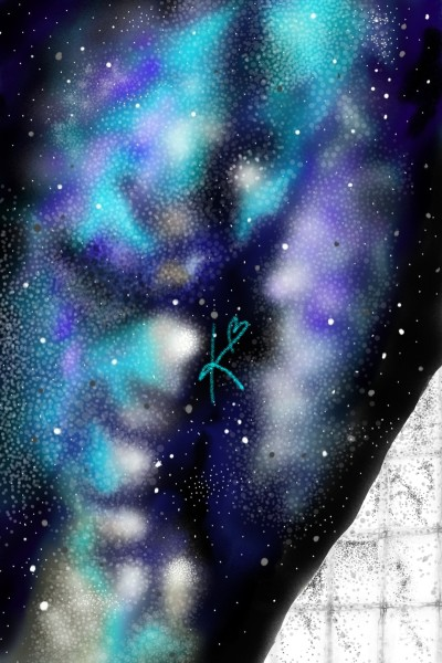 foreboding presence(予感される存在) | kennsaku | Digital Drawing | PENUP