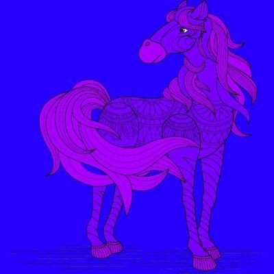 Coloring Digital Drawing   Drozd   PENUP